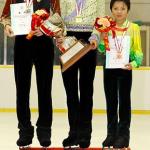 中村健人の今現在は?宇野昌磨ジュニア選手権2009で羽生結弦の隣のイケメンハーフ!
